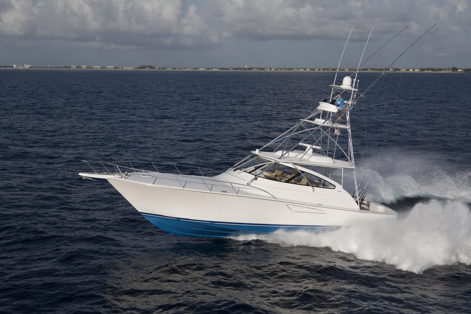 Luxury yacht for Sale | 52 Open by Viking Yachts