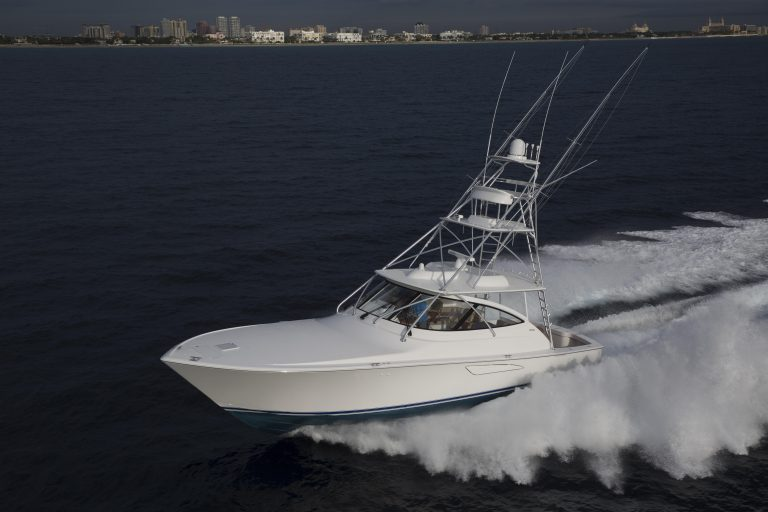 Luxury yacht for Sale | 48 Open by Viking Yachts