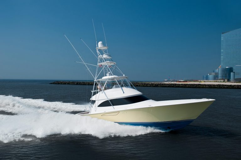 Luxury yacht for Sale | 52 Convertible by Viking Yachts