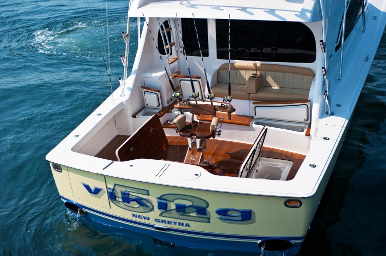 Viking52C8 | 52 Convertible