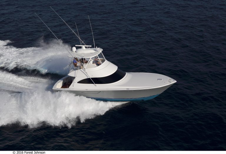 Luxury yacht for Sale | 48 Convertible by Viking Yachts