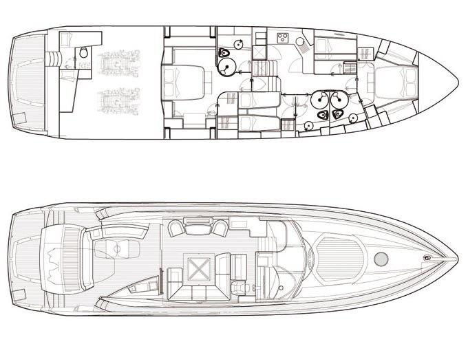 ASPIRE OF LONDON deck plans | ASPIRE OF LONDON