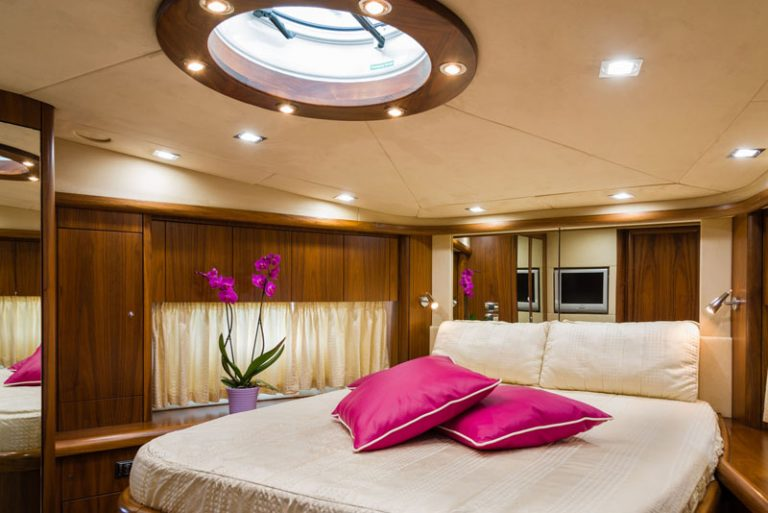 ASPIRE OF LONDON VIP stateroom | ASPIRE OF LONDON