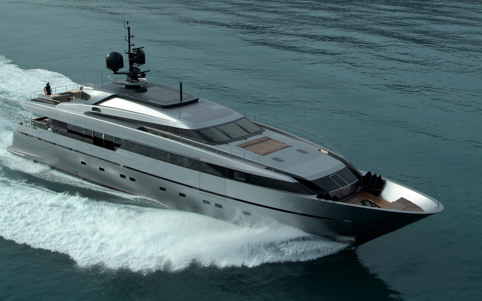 Luxury yacht for Charter | 4A by Sanlorenzo