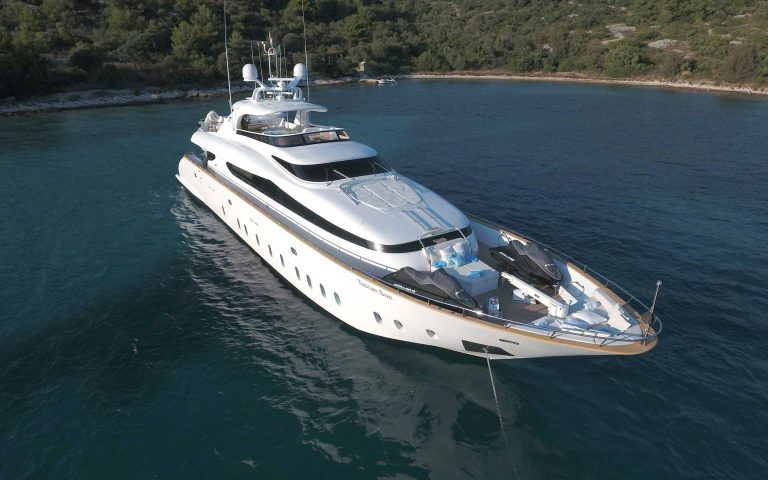 Luxury yacht for Charter | TUSCAN SUN by Maiora