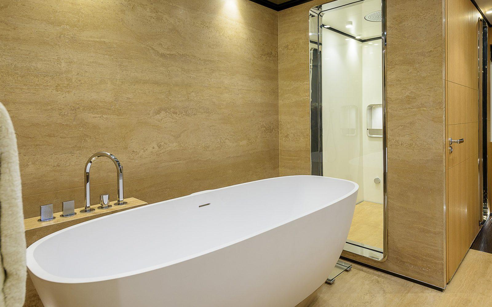 MR. T master bath tub | Mr. T