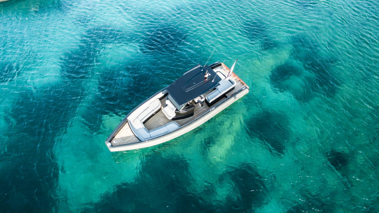 Luxury yacht for Sale | Black Shiver 100 (New) by Novamarine