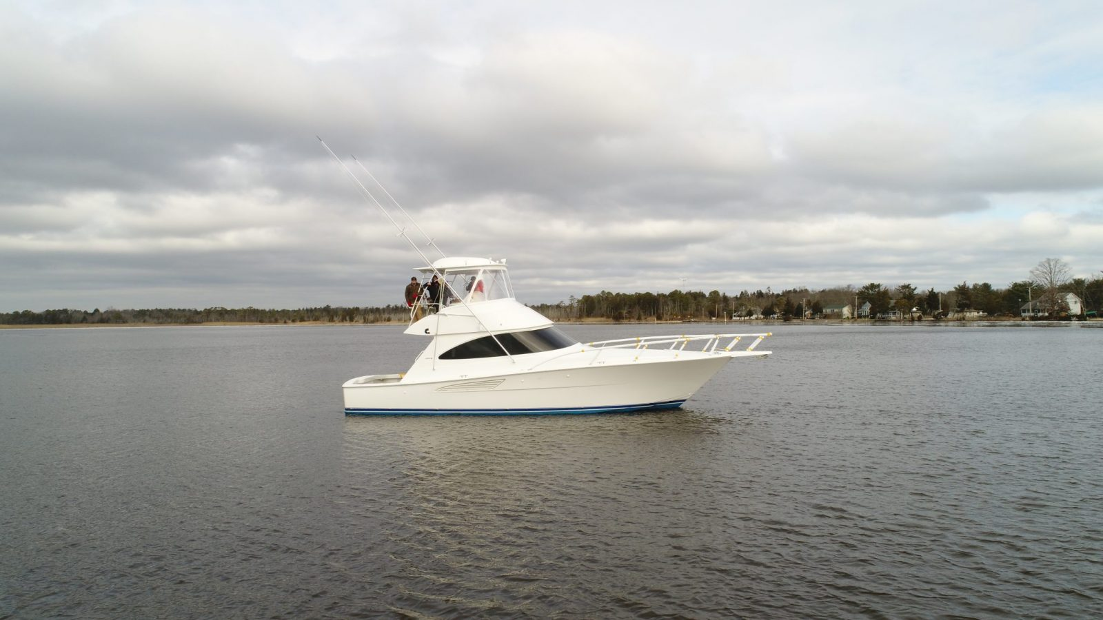 Luxury yacht for Sale | 44 Convertible by Viking Yachts
