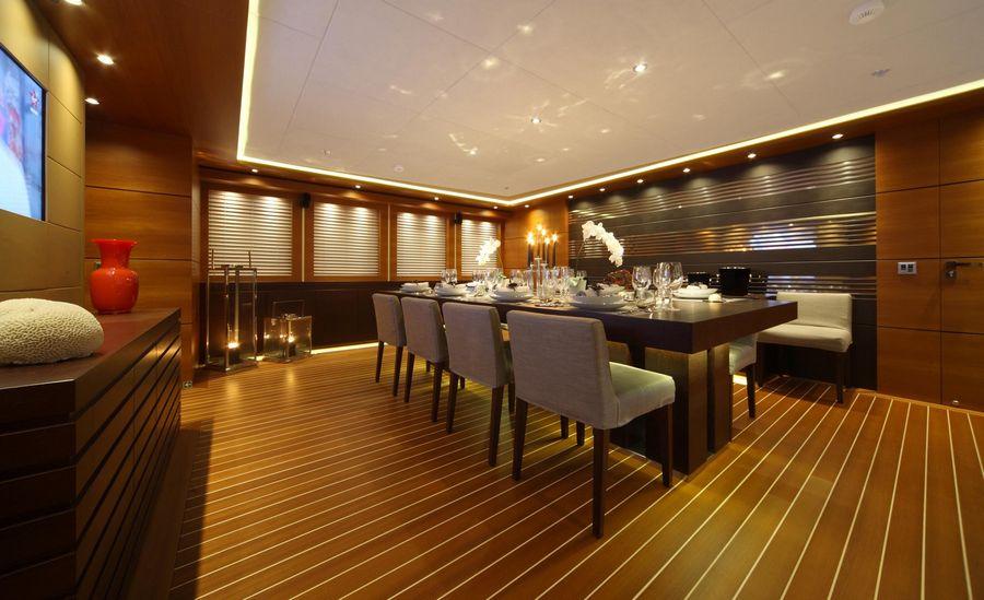 Dining area | Zaliv III