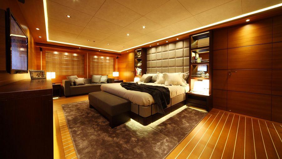 VIP cabin | Zaliv III