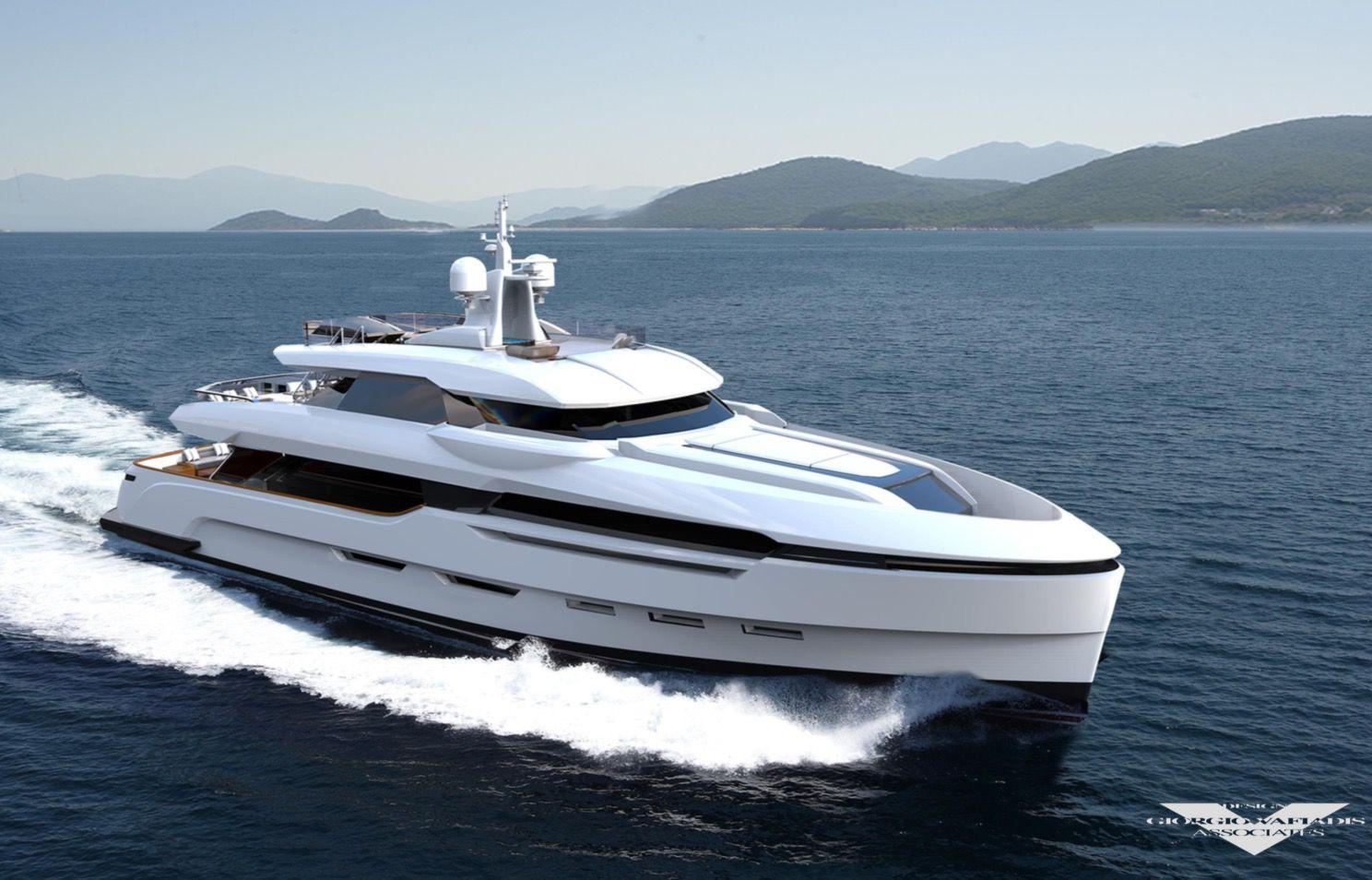 Luxury yacht for Sale | CCN 33m DOM by CCN - Cerri Cantieri Navali