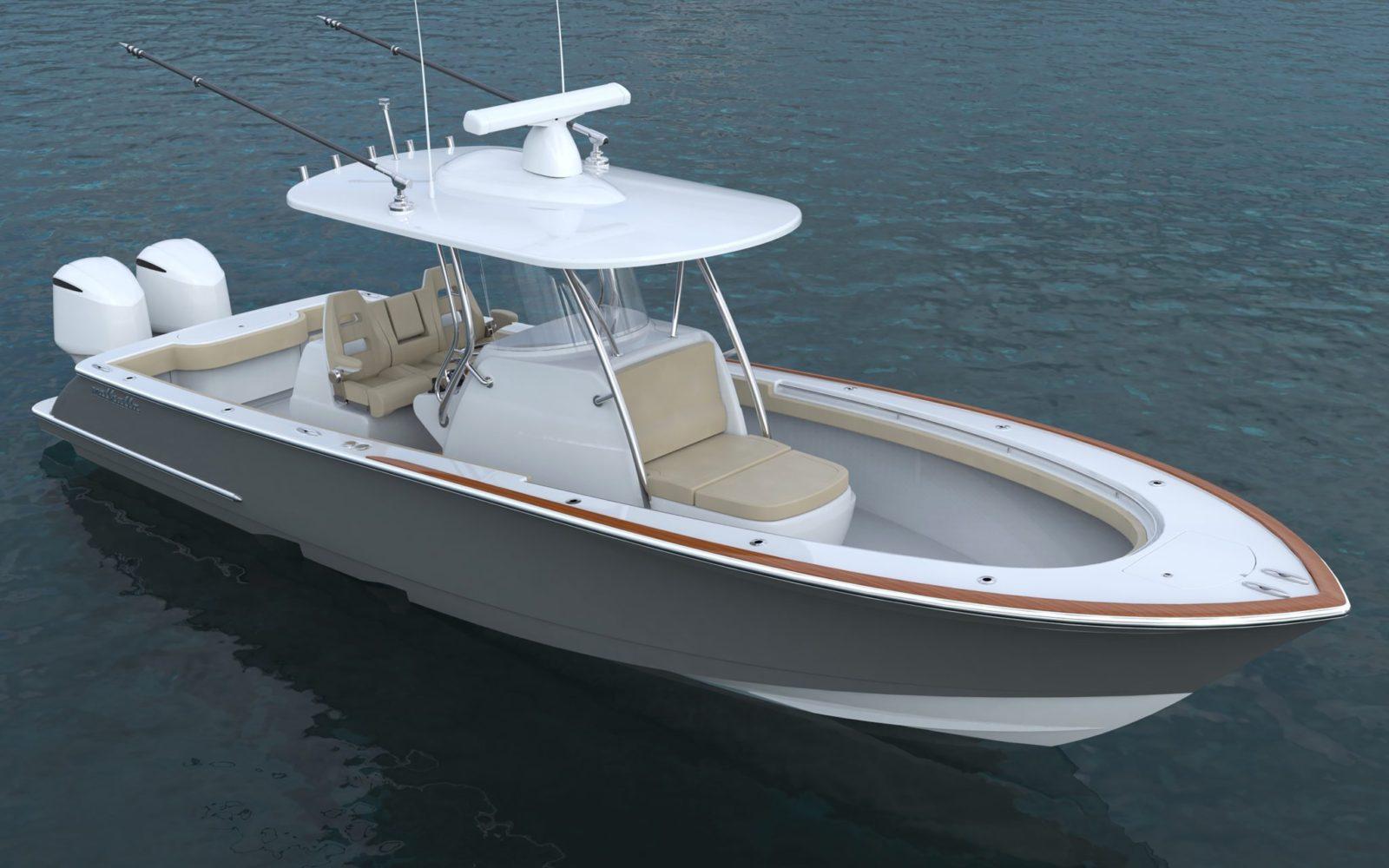V33_Bow Quarter_Water | VALHALLA V-33 (New)