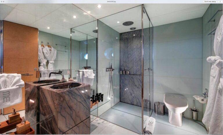 BM Bathroom Twin 2 | BLUE MAGIC