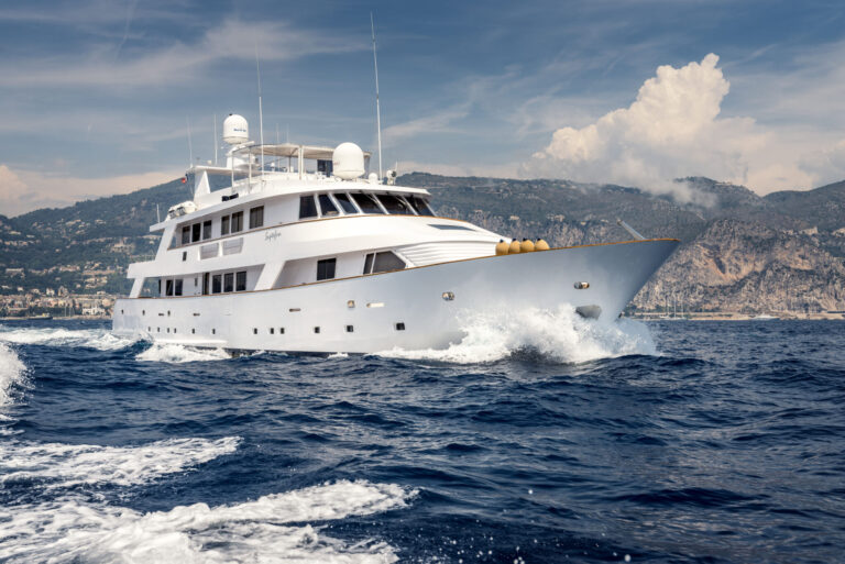 Luxury yacht for Charter | SUPERFUN by Cantieri Rossato