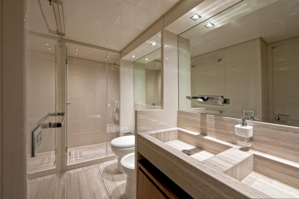 Master Bathroom   Fortuna