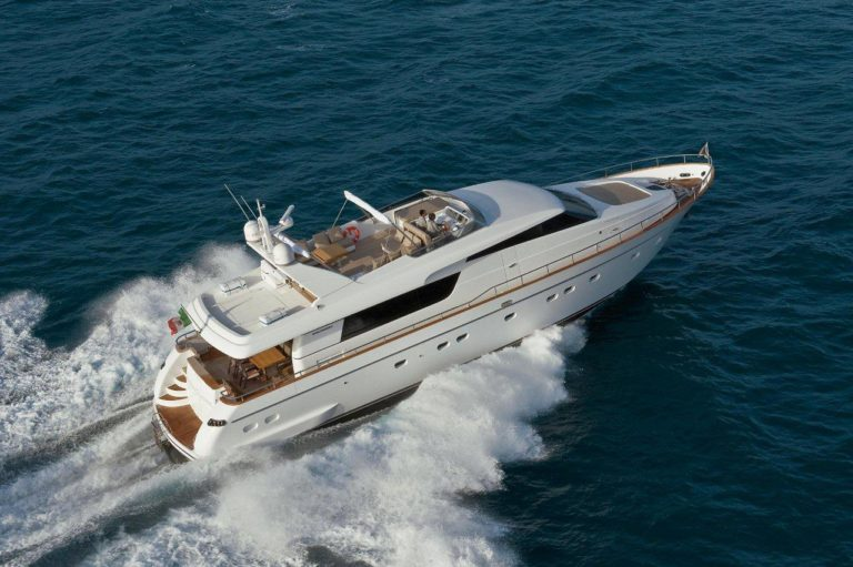 Luxury yacht for Sale or Charter | Fortuna by Sanlorenzo