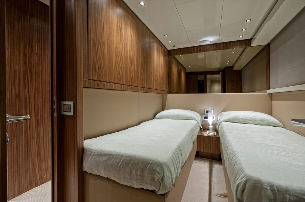 Twin Guest Stateroom   Fortuna