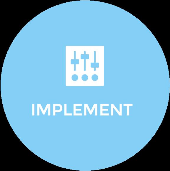 blue yonder implement