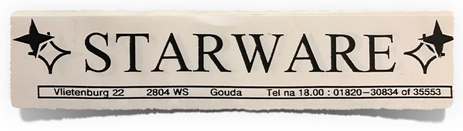 Starware Logo Classic 1