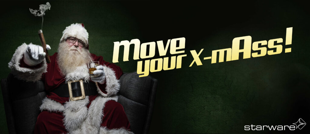 move your x-mass