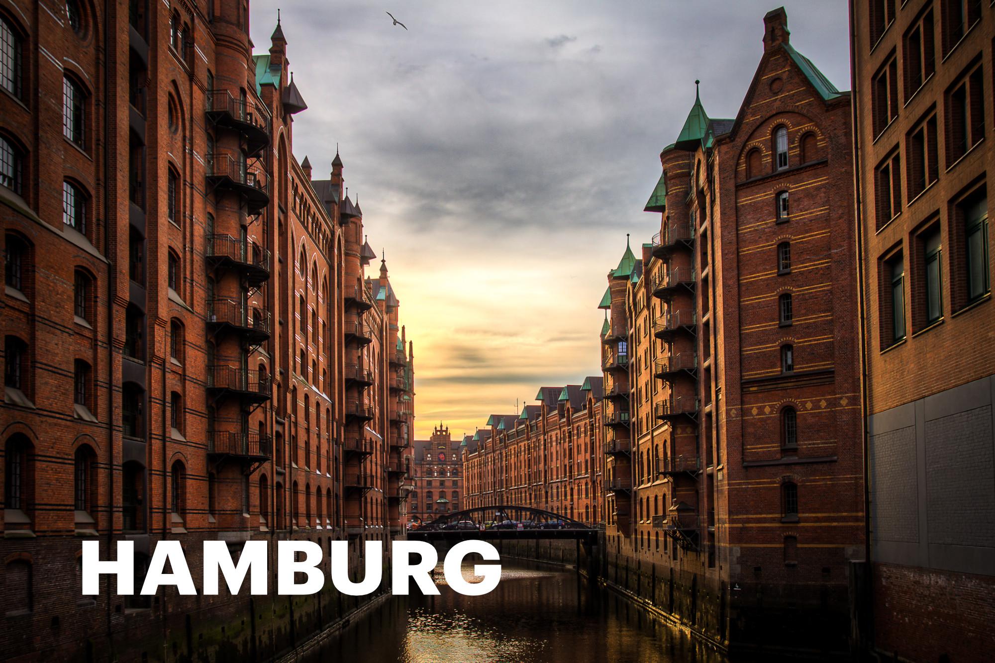 Branch Office Hamburg - Contact us