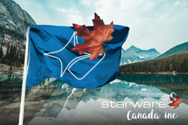 starware canada flag