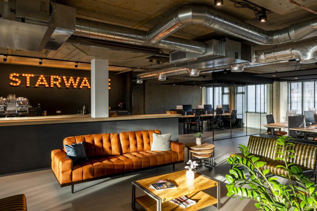 "new office gouda ""Het Plein"""