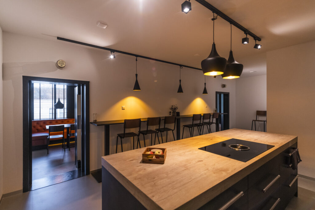 new office gouda Kitchen