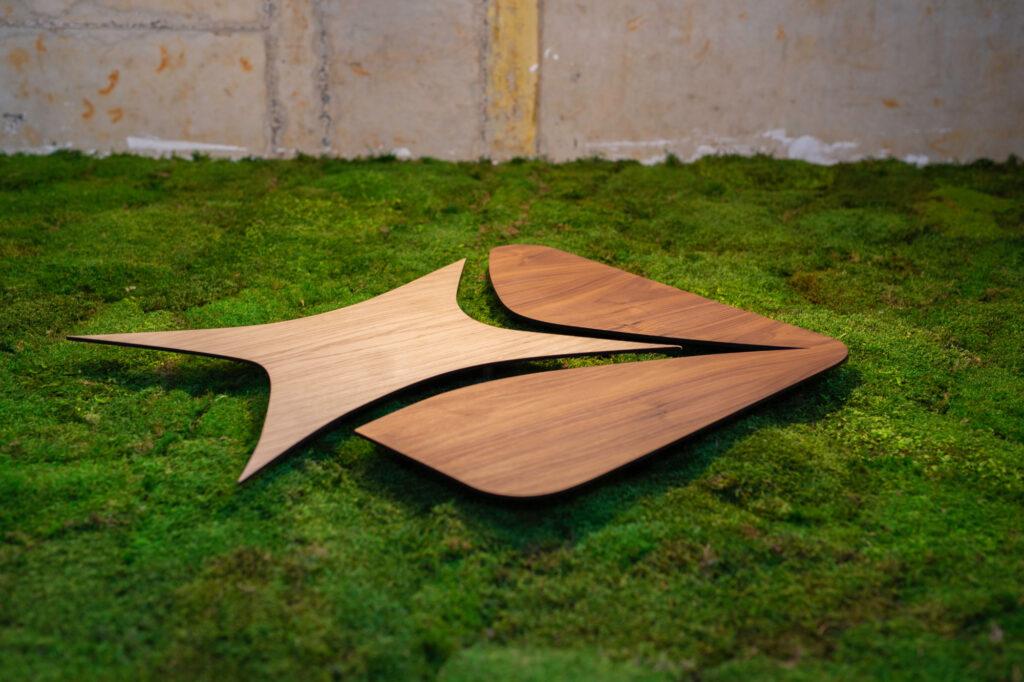 new office gouda moss wall starware star