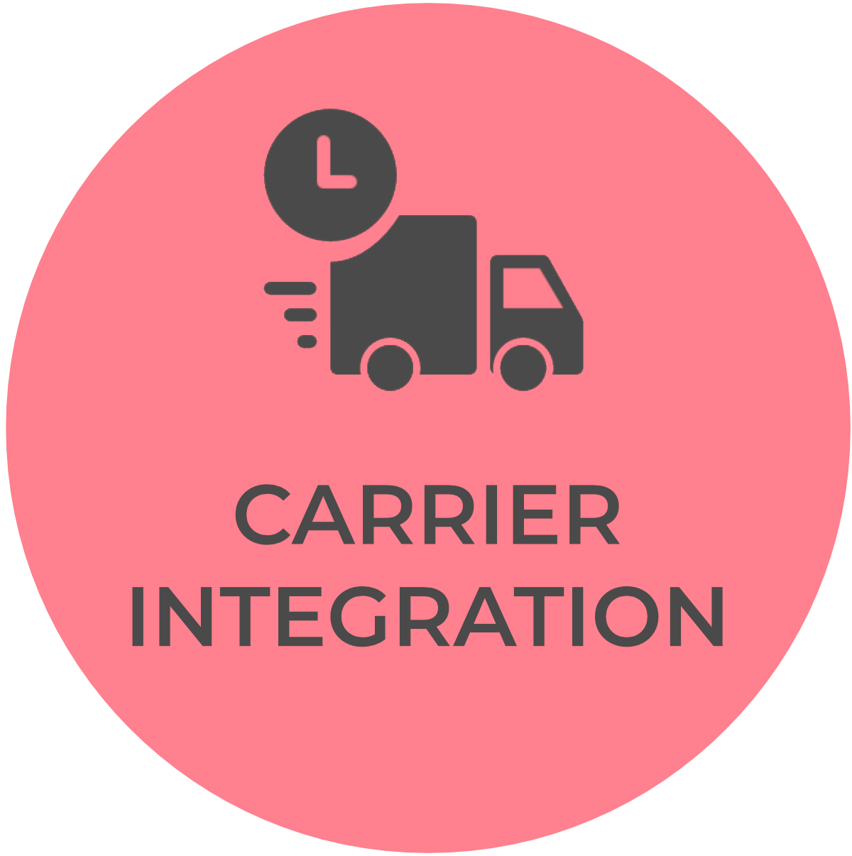 carrier integration
