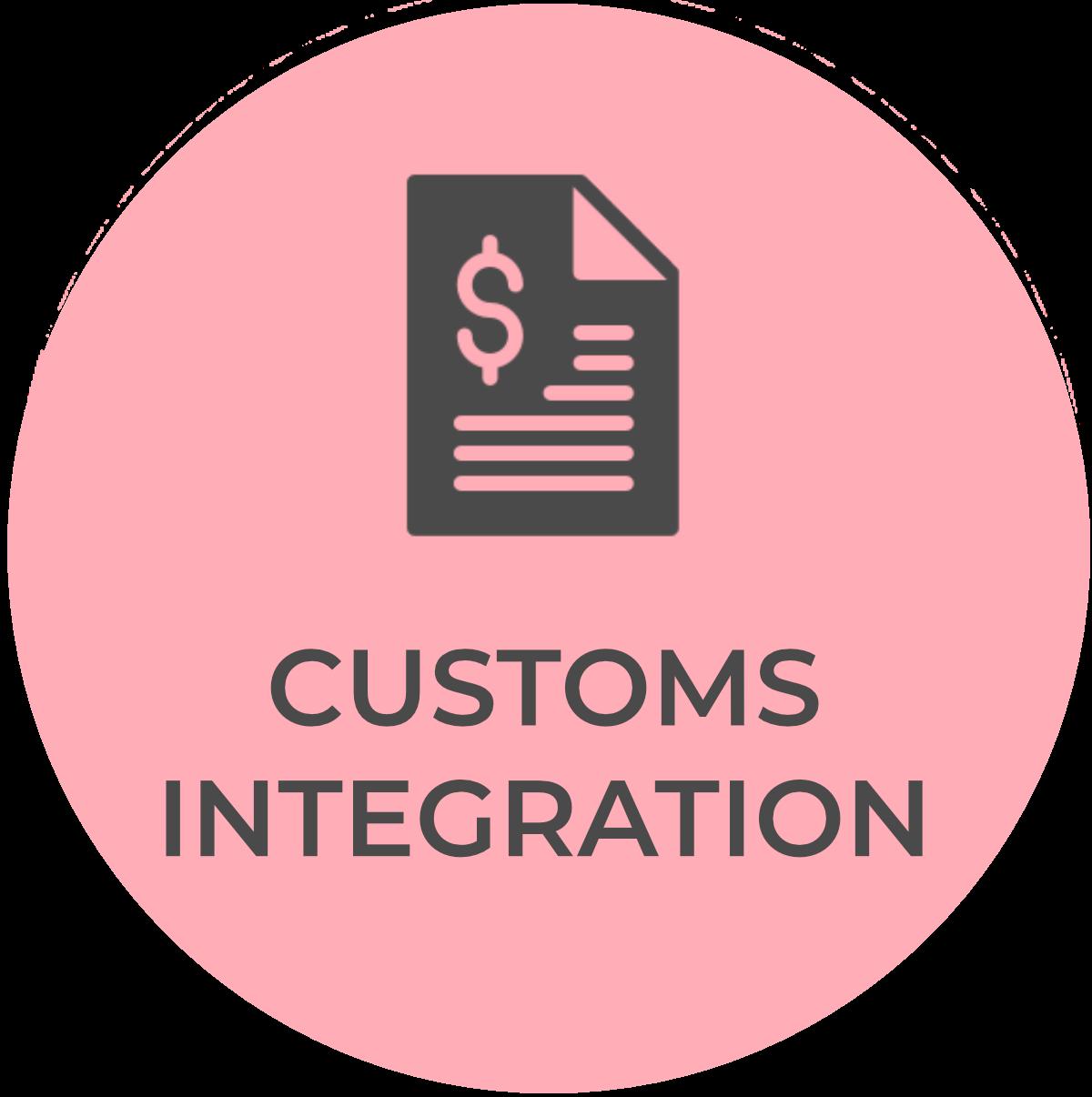 customs integration