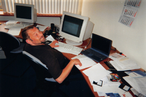 starware 2001 before clean your desk policy