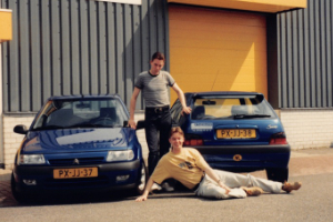 first company cars marc and roland