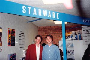 first tradeshow starware
