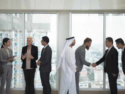 Intercultural Negotiations with Synergy