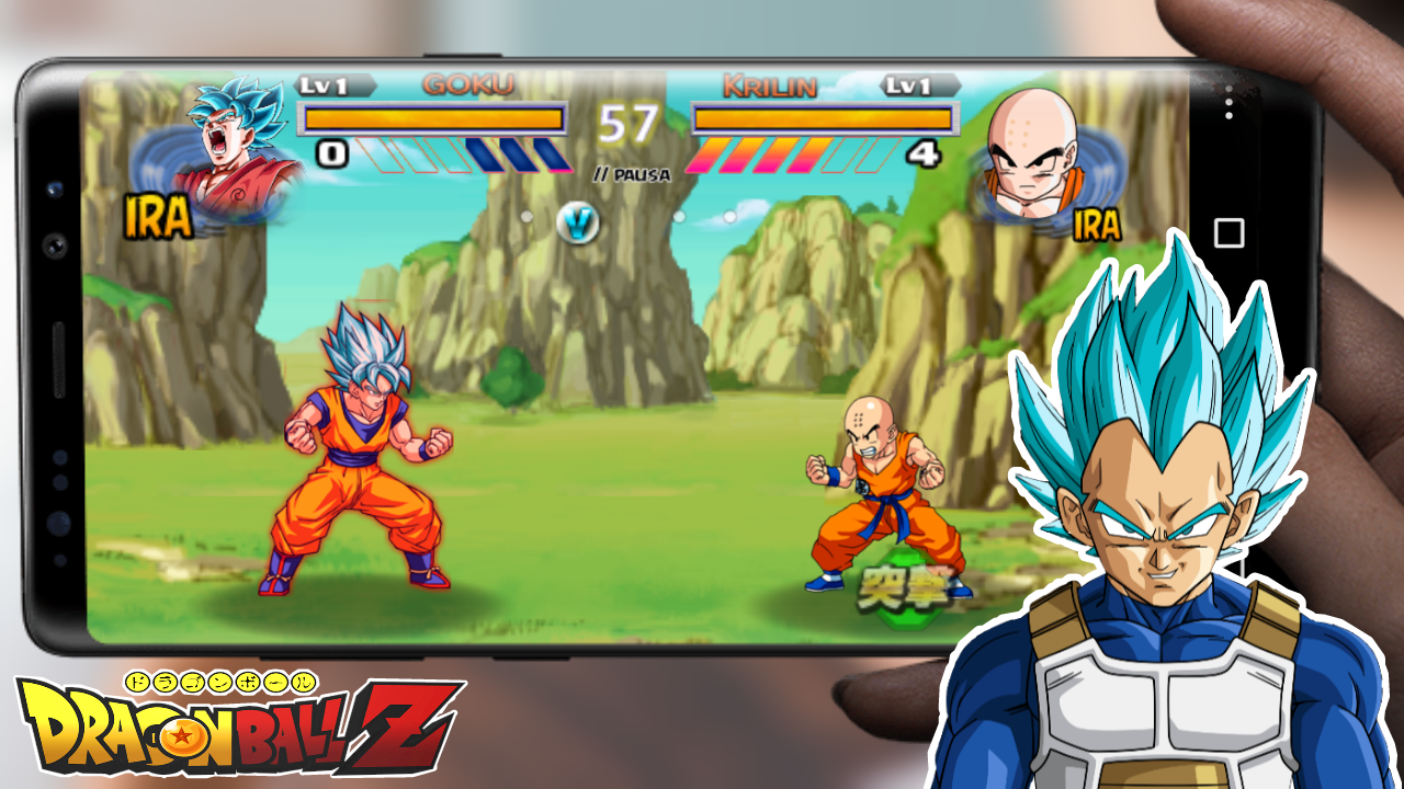 Download Dragon Ball Fighterz Apk