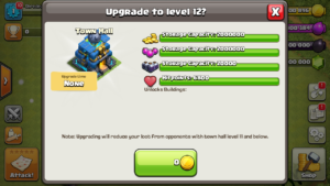 Clash of Clans Town Hall 12 Private Server