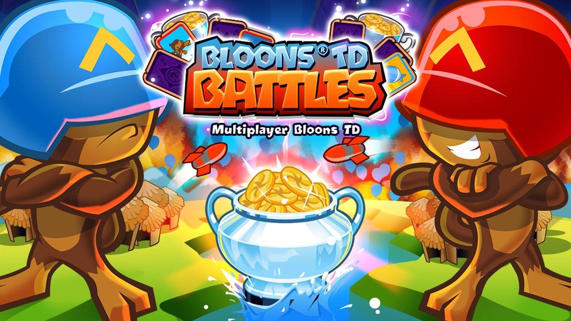 Download Bloons TD Battles MOD APK 5.0.2