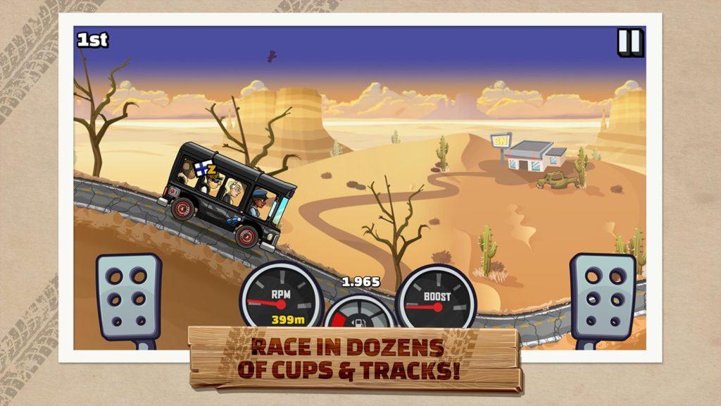 Hill Climb Racing 2 MOD APK 1.18.0 (Unlimited Money)