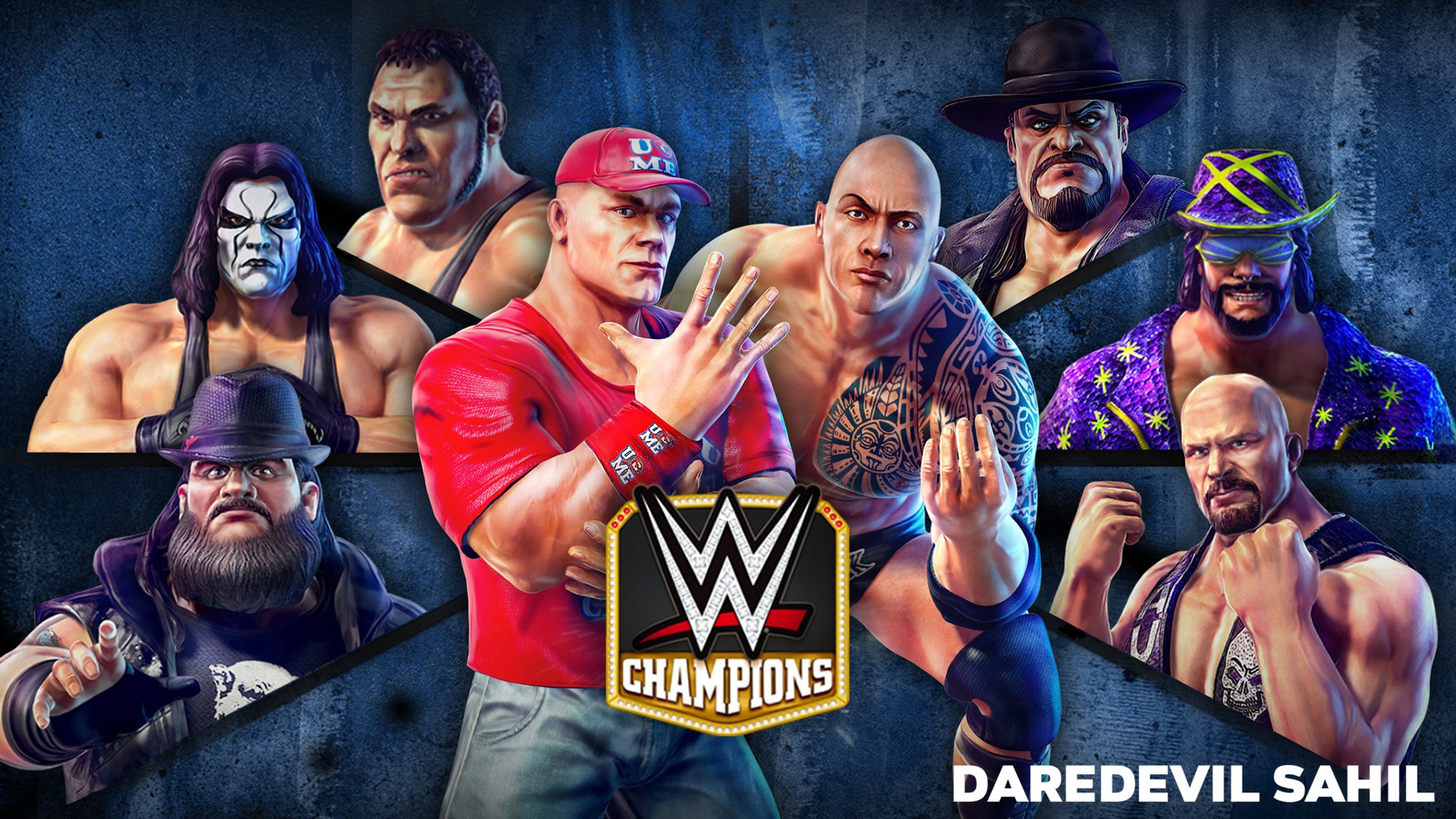 WWE Champions MOD APK 0.302 (Unlimited Money)