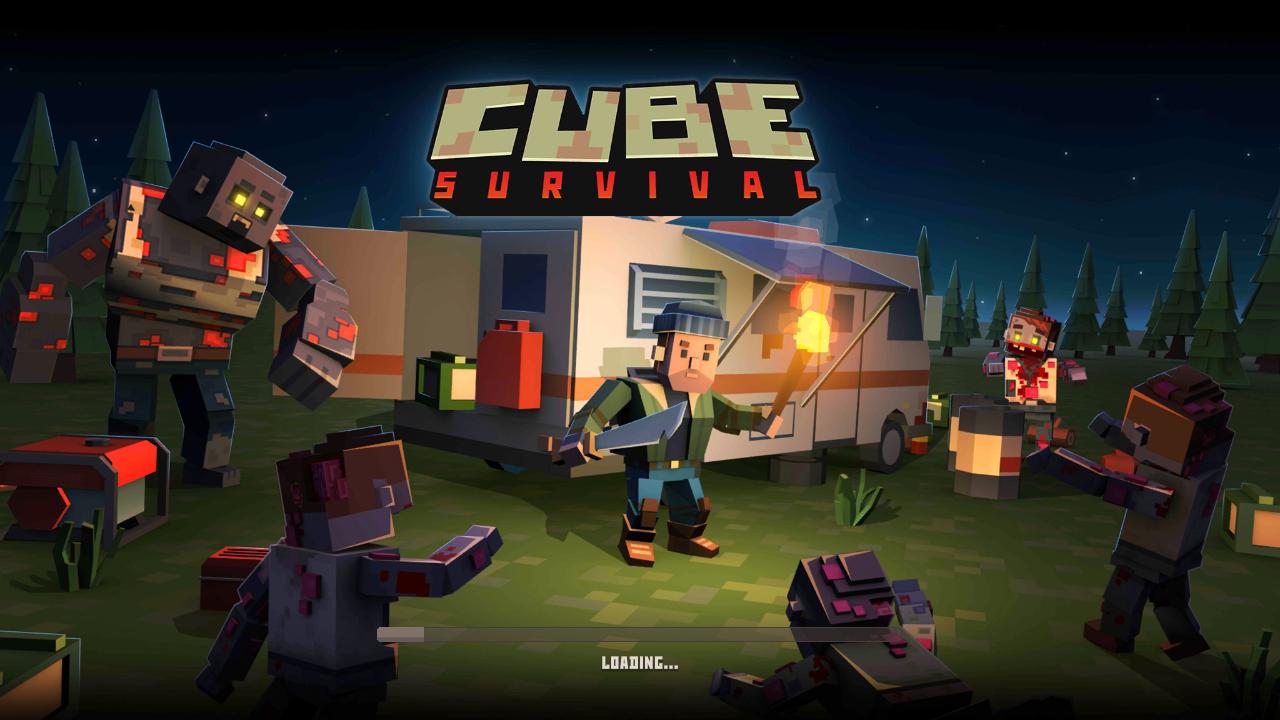 Download Cube Survival MOD APK 1.0.3