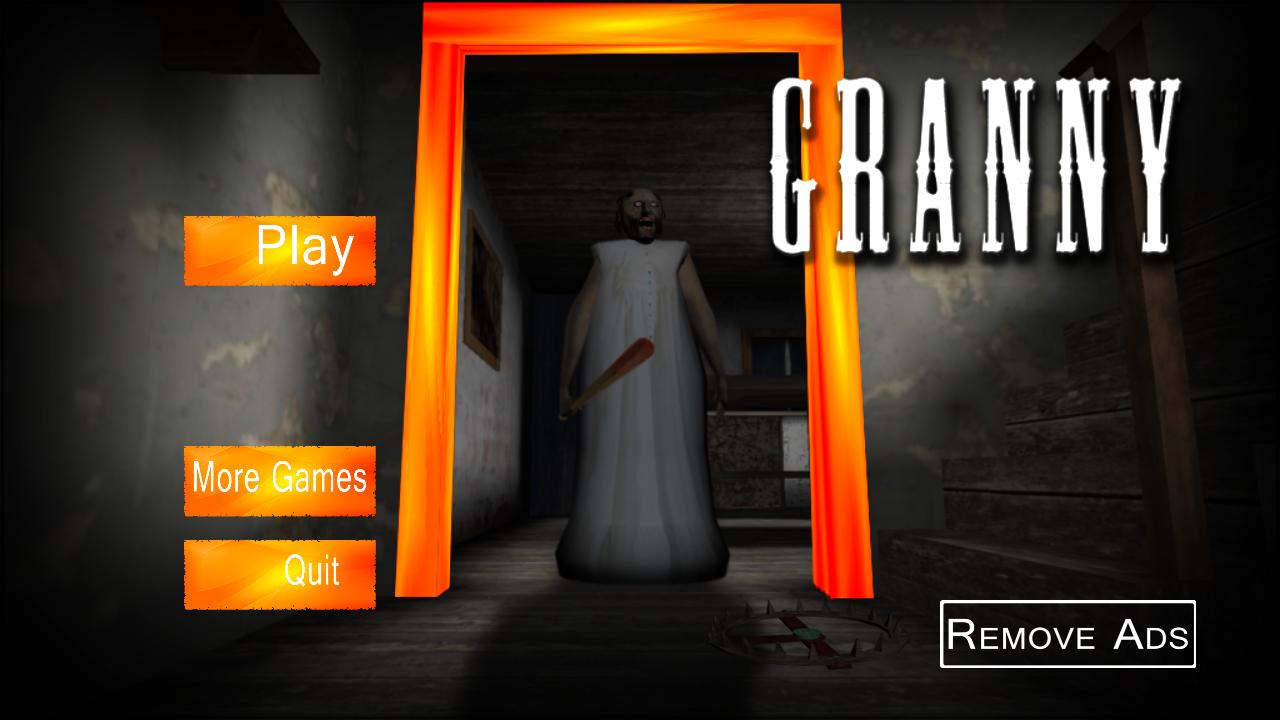 Download Granny Space MOD APK 1.4.0.1