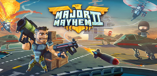 Major Mayhem 2 MOD APK