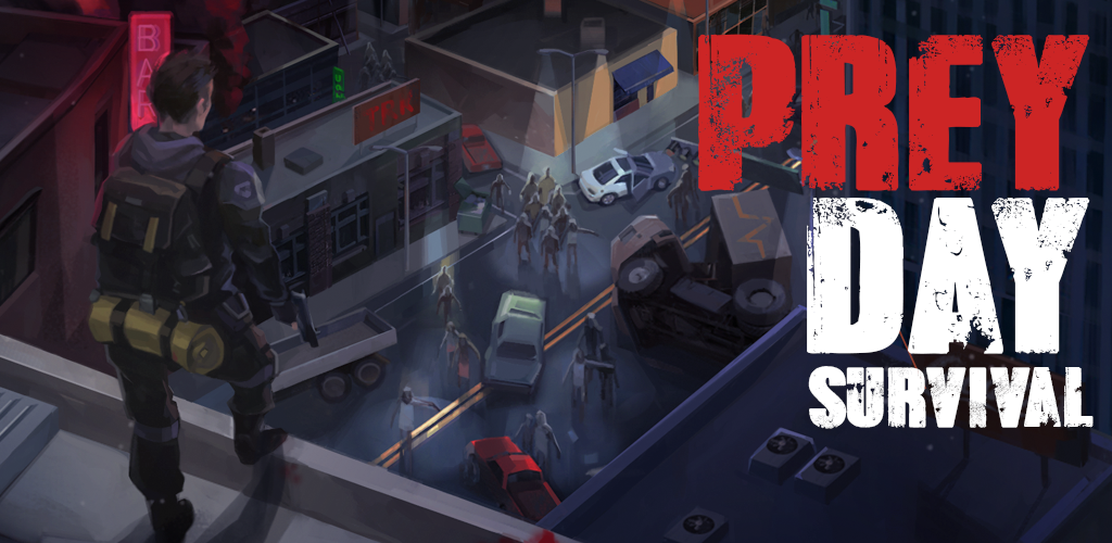 Prey Day Survival MOD APK + DATA 1.50