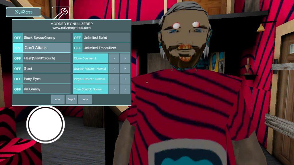 Granny Mod APK 1.5 (Pewdiepie Mod)