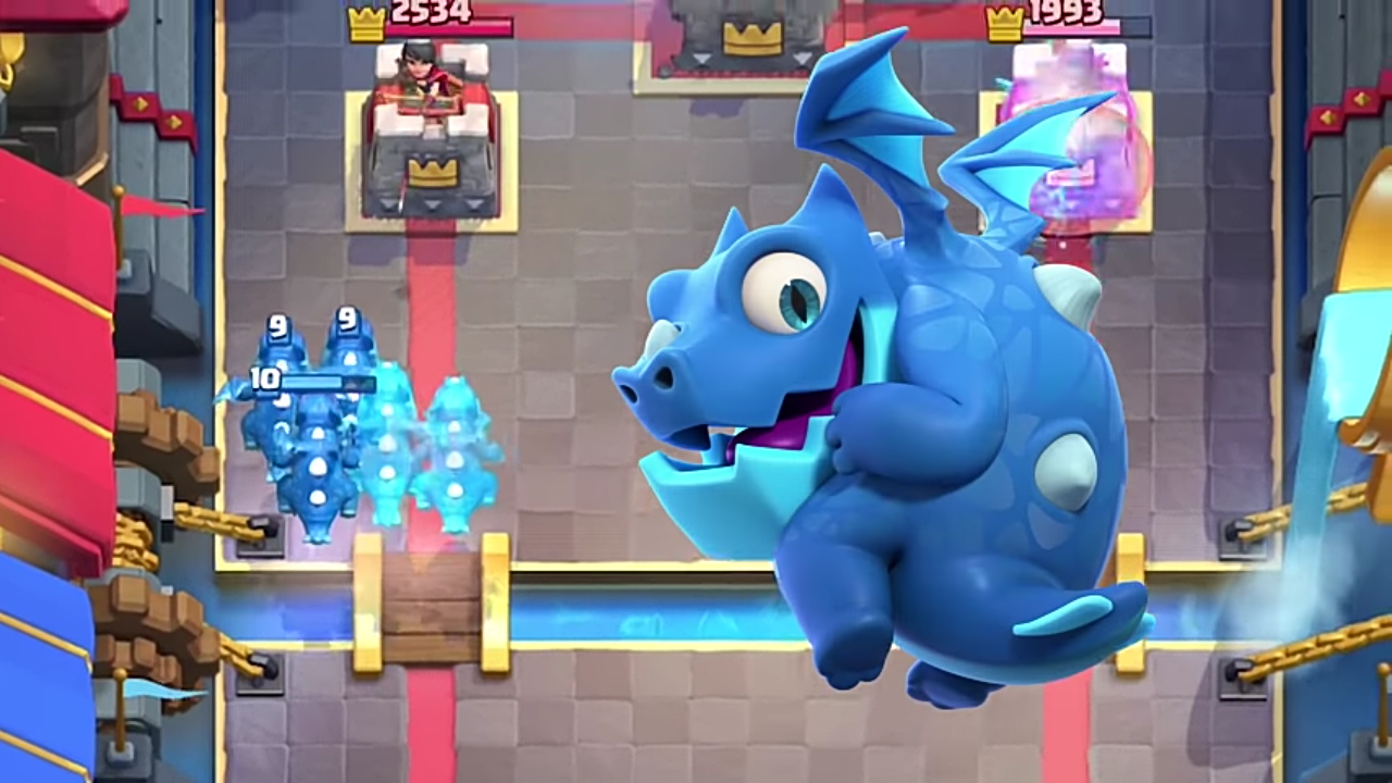Null's Royale with Electro Dragon 2.4.3 Private Server