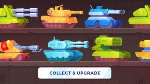 Tank Stars MOD APK 1.3.1 Unlimited Money