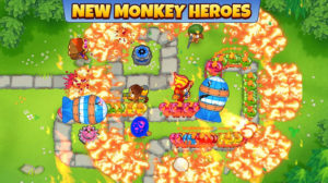 Bloons TD 6 MOD APK 6.0 Unlimited Monkey Money