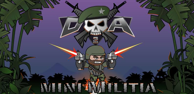 Mini Militia MEGA MOD APK 4.2.8