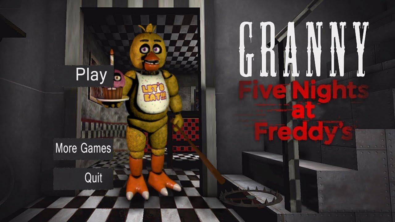 Granny Five Nights at Freddy's MOD APK